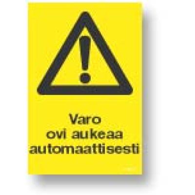 Varo Ovi aukeaa automaattisesti