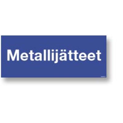 Metallijätteet